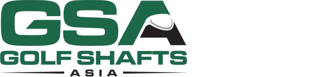 GOLF SHAFTS ASIA | GOLF SHAFTS, GRIPS, CLUB FITTING COMPONENTS Logo